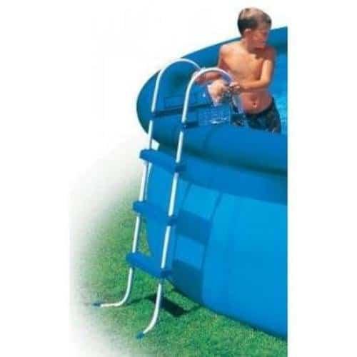 intex above ground pool ladders